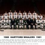 Hartford Whalers 1980-81