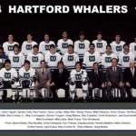 Hartford Whalers 1984-85