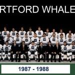 Hartford Whalers 1987-88