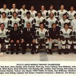 New England Whalers 1972-73