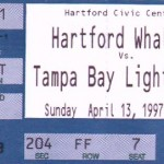 Ticket to the Final Game