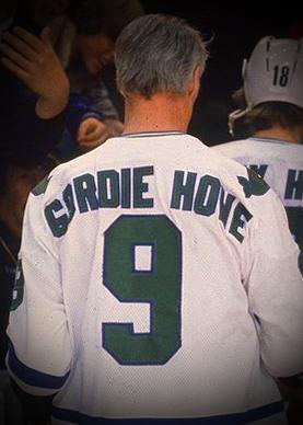 Gordie Howe, Mr. Hockey, Dead at 88.